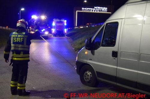 © Freiwillige Feuerwehr Wiener Neudorf/Biegler