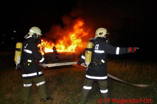 © Freiwillige Feuerwehr Mogersdorf