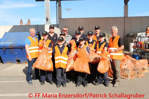 © Freiwillige Feuerwehr Maria Enzersdorf/Patrick Schallagruber