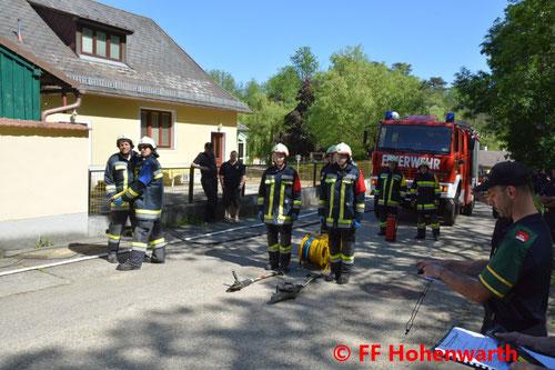 © Freiwillige Feuerwehr Hohenwarth/Rudolf Zehetgruber