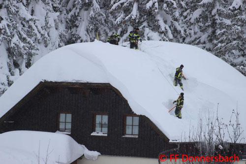 © Freiwillige Feuerwehr Donnersbach