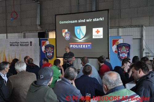 Feuerwehr, Blaulicht, FF Wiener Neudorf, Feier, Blaulichtorganisationen