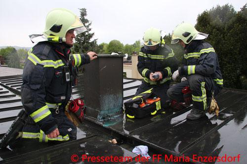 © Presseteam der Freiwilligen Feuerwehr Maria Enzersdorf