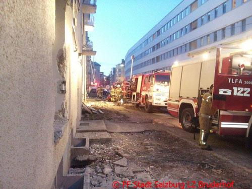 © FF Stadt Salzburg LZ Bruderhof