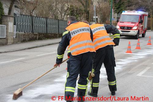 © Freiwillige Feuerwehr Maria Enzersdorf/Laura Martin