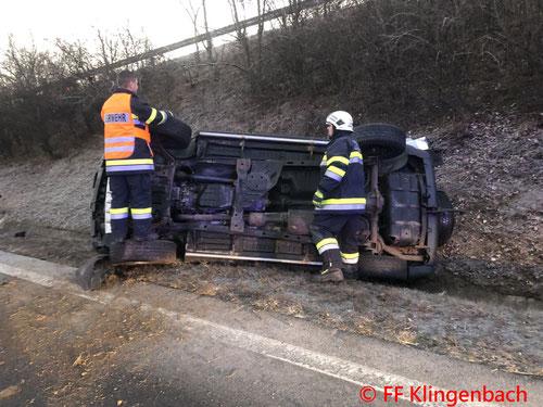 © Freiwillige Feuerwehr Klingenbach