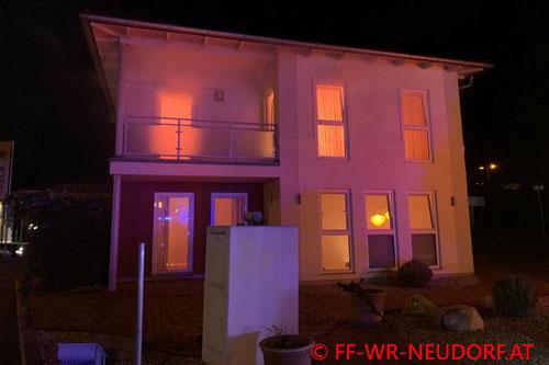 Feuerwehr; Blaulicht; FF Wiener Neudorf; Brand; Videodreh;