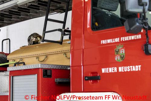 Feuerwehr; Blaulicht; FF Wiener Neustadt;