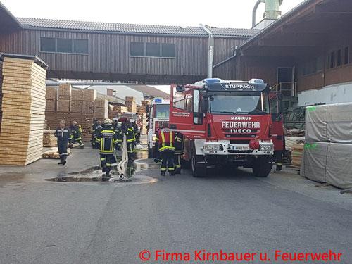 © Firma Kirnbauer u. Feuerwehr
