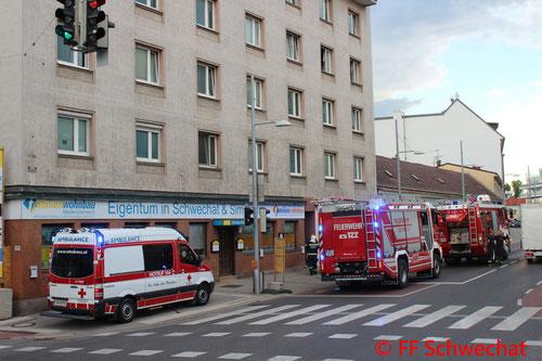 © Freiwillige Feuerwehr Schwechat