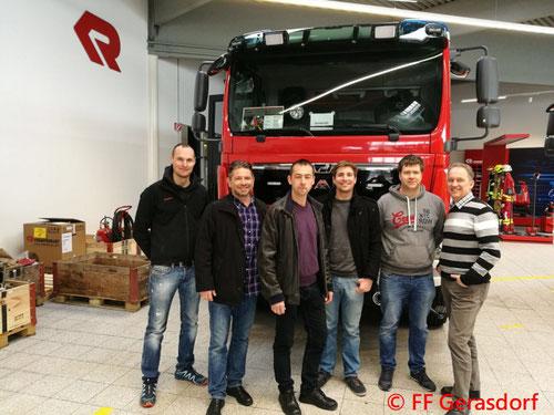 © Freiwillige Feuerwehr Gerasdorf