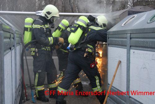 © Herbert Wimmer/Freiwilligen Feuerwehr Maria Enzersdorf