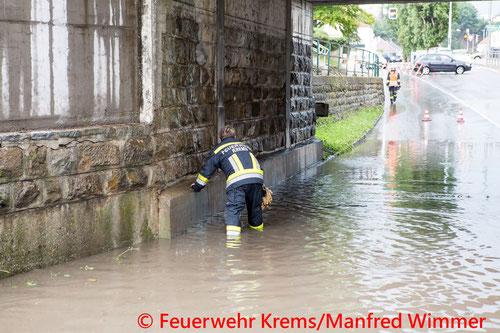 © Feuerwehr Krems/Manfred Wimmer
