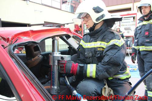 © Freiwillige Feuerwehr Maria Enzersdorf/Florian Zach