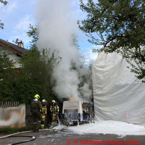 © Freiwillige Feuerwehr Kaltenbach/Margit Leitner