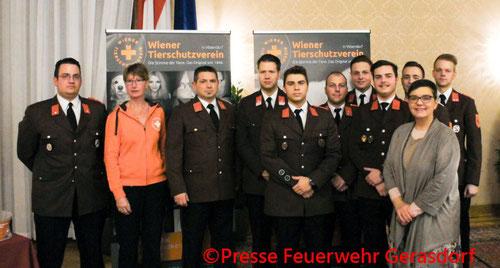 © Presse Feuerwehr Gerasdorf