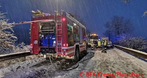 © Bezirksfeuerwehrkommando Krems/Flatschart