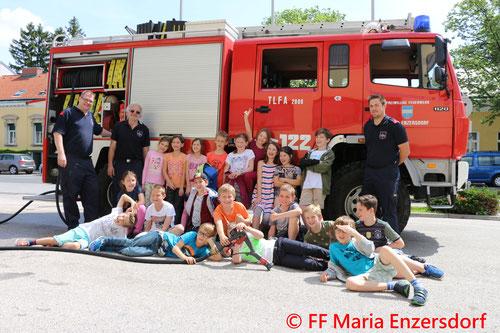 © Freiwillige Feuerwehr Maria Enzersdorf