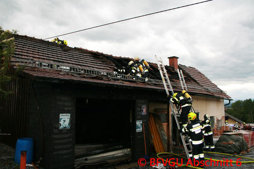 Feuerwehr; Blaulicht; BFVGU Abschnitt 6; PKW; Unfälle;