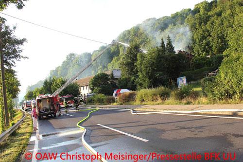 © OAW Christoph Meisinger/Pressestelle BFK UU