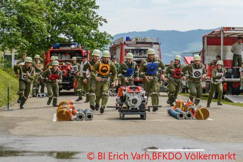 ©  Fotos: BI Erich Varh, ÖA und Pressebeauftragter BFKDO Völkermarkt