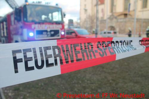 Feuerwehr; Blaulicht; FF Wiener Neustadt; Beschimpfung; Ehrenamtliche Mitglieder; Silvester;