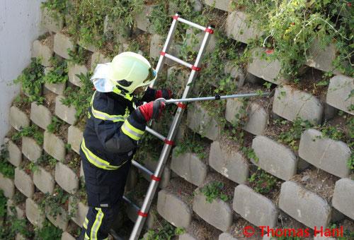 © Freiwillige Feuerwehr Maria Enzersdorf/Thomas Hanl
