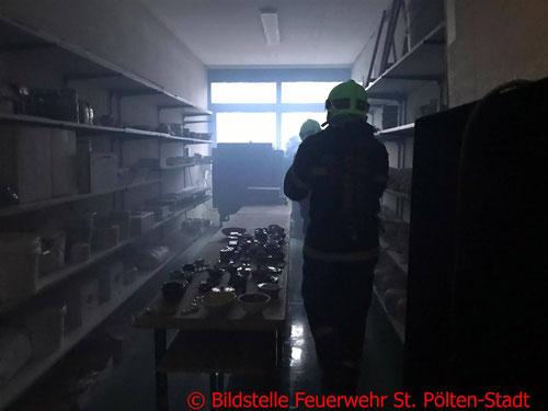 © Bildstelle FF St. Pölten-Stadt