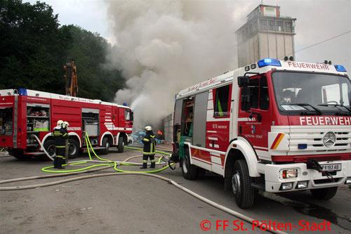 © Freiwillige Feuerwehr St. Pölten-Stadt
