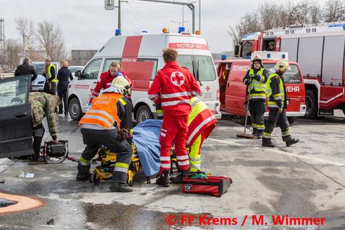 © Freiwillige Feuerwehr Krems/Benjamin Flatschart
