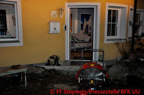 © Freiwillige Feuerwehr Steyregg/Pressestelle BFK UU
