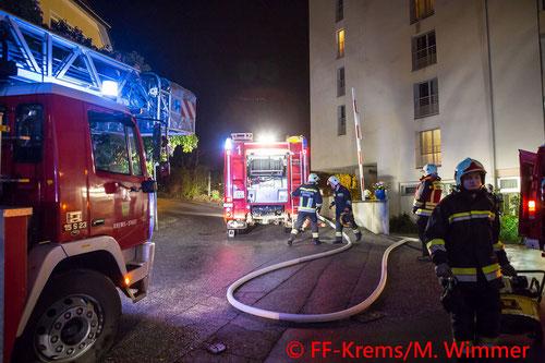 © Freiwillige Feuerwehr Krems/M. Wimmer