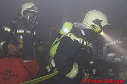 ©Florian Zeilinger /Freiwillige Feuerwehr Maria Enzersdorf