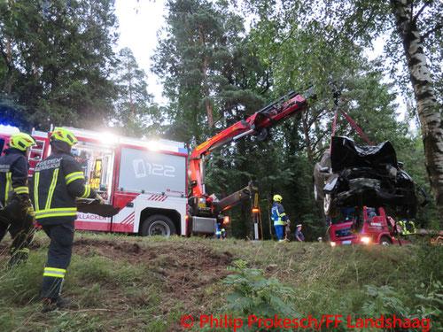 © Philip Prokesch/Freiwillige Feuerwehr Landshaag