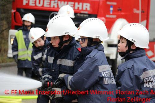 © FF Maria Enzersdorf/Herbert Wimmer, Florian Zach & Florian Zeilinger