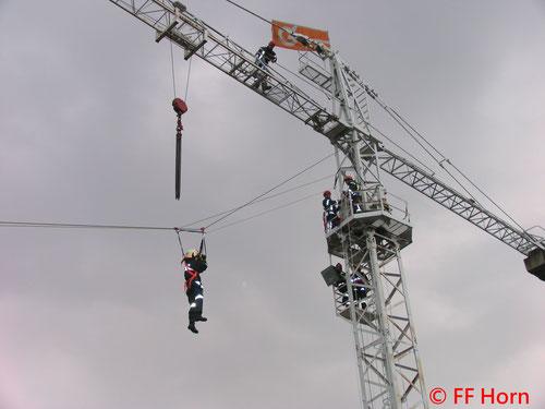© Freiwillige Feuerwehr Horn