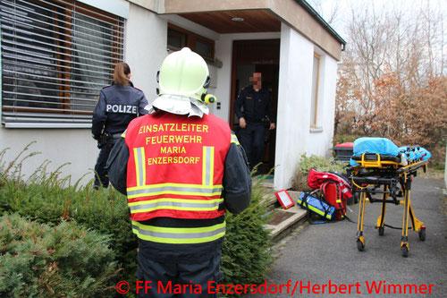 © Freiwillige Feuerwehr Maria Enzersdorf/Herbert Wimmer
