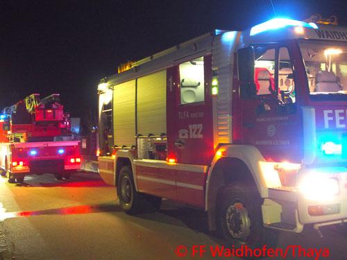 © Freiwillige Feuerwehr Waidhofen/Thaya