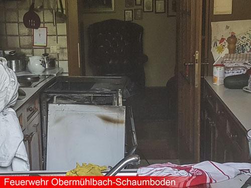 © Feuerwehr Obermühlbach-Schaumboden