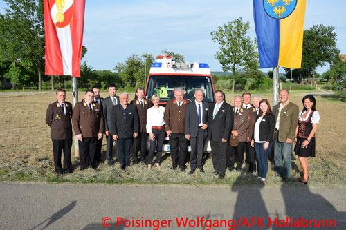 © Poisinger Wolfgang/Abschnittsfeuerwehrkommando Hollabrunn