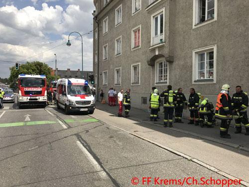 © Freiwillige Feuerwehr Krems/Ch.Schopper