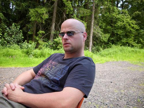 Geschäftsinhaber Thorsten Beisel
