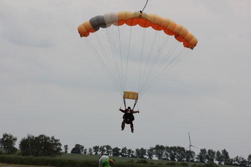 Tandem-Landung