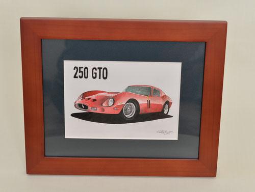 フェラーリ250GTO