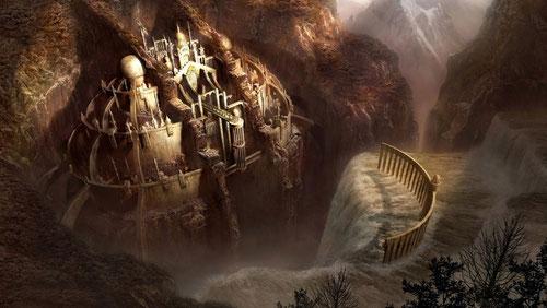 Città miniere dei nani