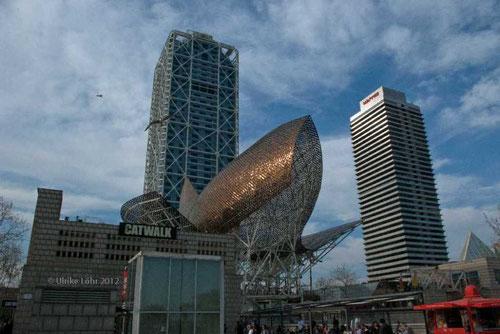 Frank Gehry: Goldfisch