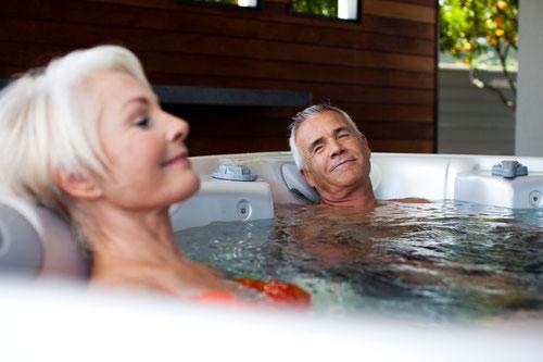 CalderaSpas guide santé pour questions en matière de bain à remous spas