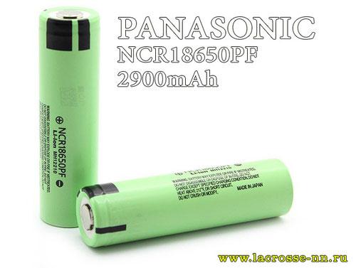 PANASONIC NCR18650PF