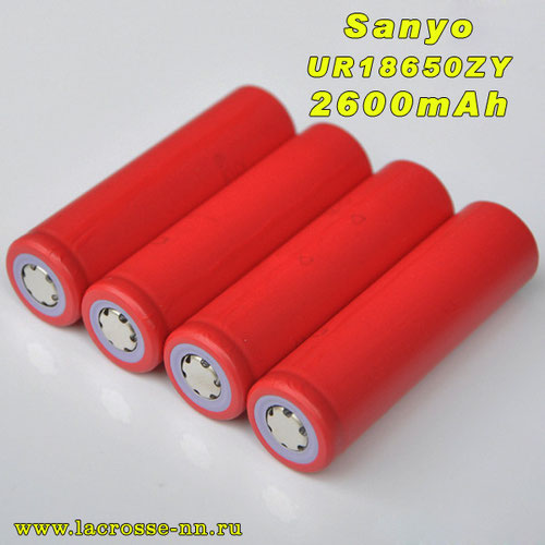 SANYO UR18650ZY