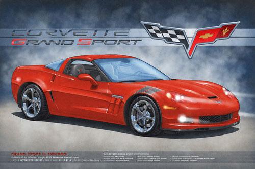 Corvette Grand Sport C6